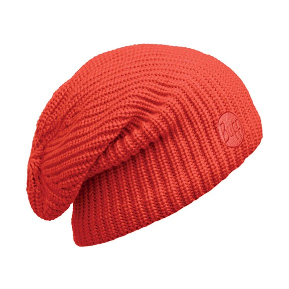 Шапка Buff  Knitted Hats Buff Drip Orange