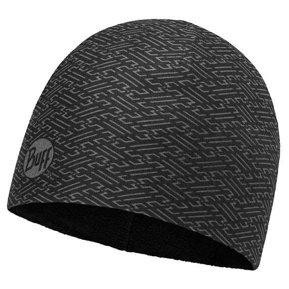 Шапка Micro Polar Hat Buff Microfiber & Polar Hat Buff Kureshi Black 113184.999.10