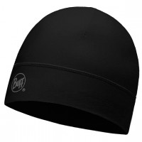 Шапка Buff Microfiber 1 Layer Hat Buff Solid Black 113246.999.10.00