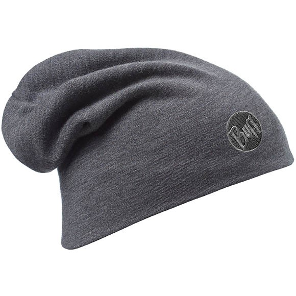 Шапка Buff Thermal Solid Grey 111170.937.10
