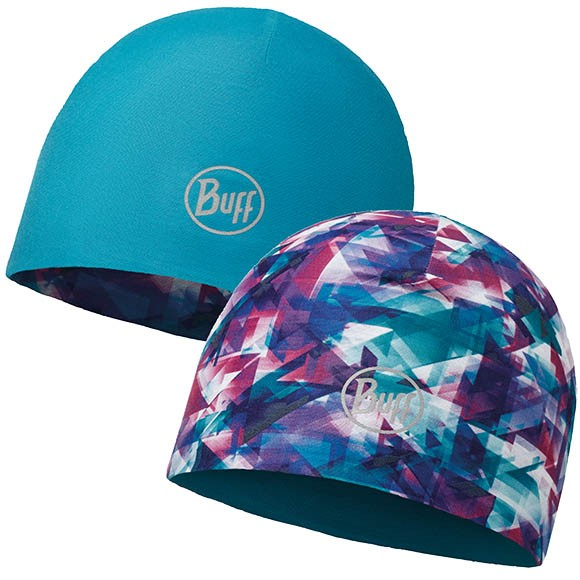 Шапка Microfiber Reversible Hat Buff  R-Flected Turquoise - Blue 113168.789.10