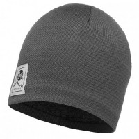 Шапка Knitted & Polar Hat Buff® Solid Grey Castlerock 113519.929.10.00