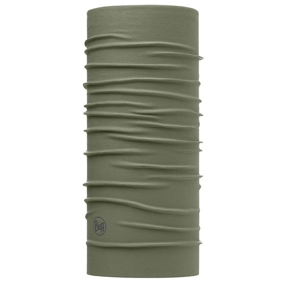 Бандана Buff UV Insect Shield Protection Solid Dusty Olive 111427.836.10.00