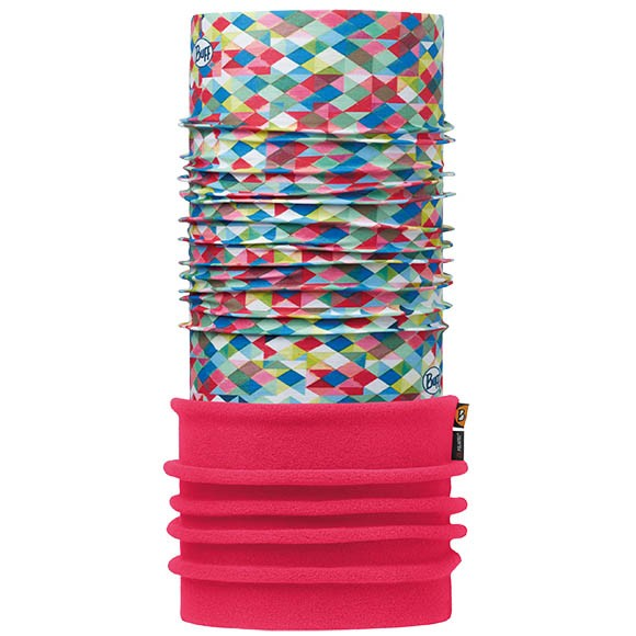 Шарф Polar Buff Junior Pierrot Multi / Pink Fluor 113399.555.10
