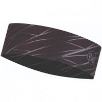 Повязка Buff CoolNet® UV+ Slim Headband Boost Graphite 120066.901.10.00