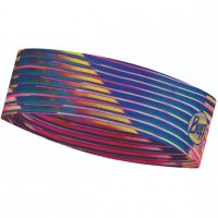 Повязка Buff CoolNet® UV+ Slim Headband Zetta Multi 120065.555.10.00