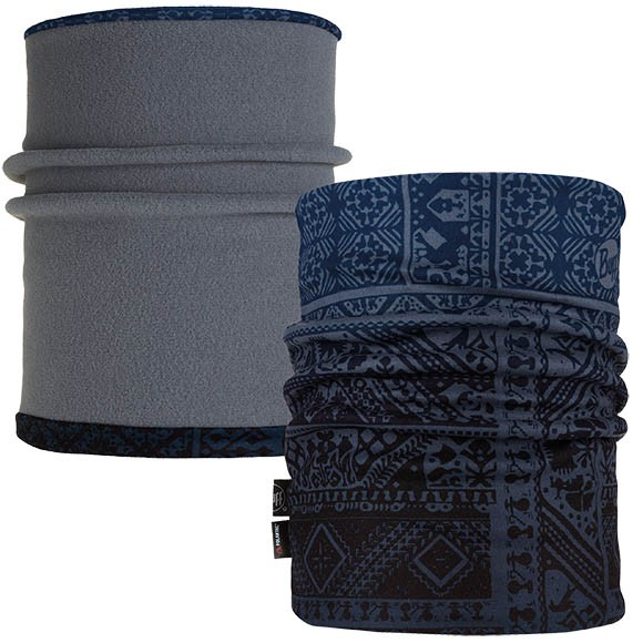 Бандана Buff Reversible Polar Neckwarmer Eskor Perfuse Blue 118011.707.10.00