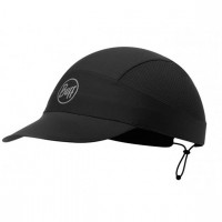 Кепка Buff Pack Run Cap R-Solid Black 113702.999.10.00