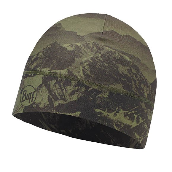 Шапка Buff Thermonet Hat Range Kakhi 115349.854.10.00