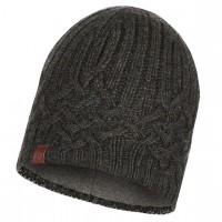 Шапка Buff Knitted & Polar Hat Helle Graphite 117844.901.10.00