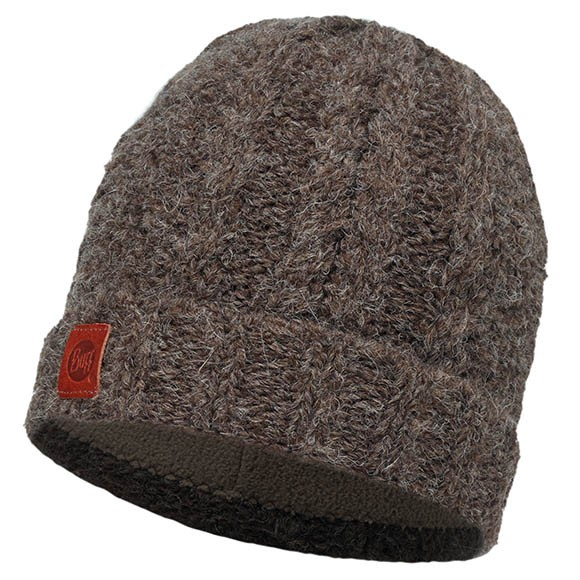 Шапка Knitted & Polar Hat Buff® Ambybrown-Brown 113521.325.10.00