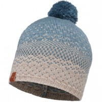 Шапка Knitted Hat Buff® Mawi Stoneblue-Stone Blue 2010.754.10