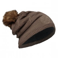 Шапка Knitted & Polar Hat Buff® Stella Brown Chic-Brown 113523.325.10.00