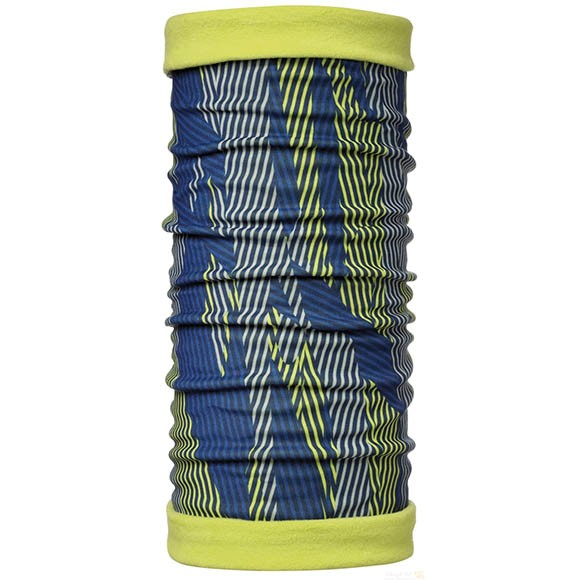 Шарф Reversible Polar Buff Blue Lines / Lime (101204.00) 431886