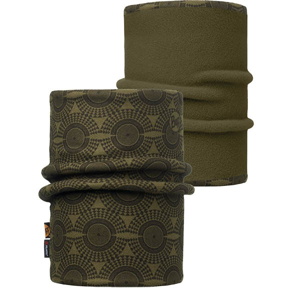 Шарф Reversible Polar Neckwarmer Buff® Lastat Military 113149.846.10