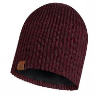 Шапка Buff Knitted & Polar Hat Lyne Maroon 116032.632.10.00