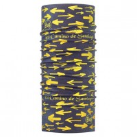 Бандана Buff Camino de Santiago CoolNet® UV+ Arrow Denim 120231.788.10.00