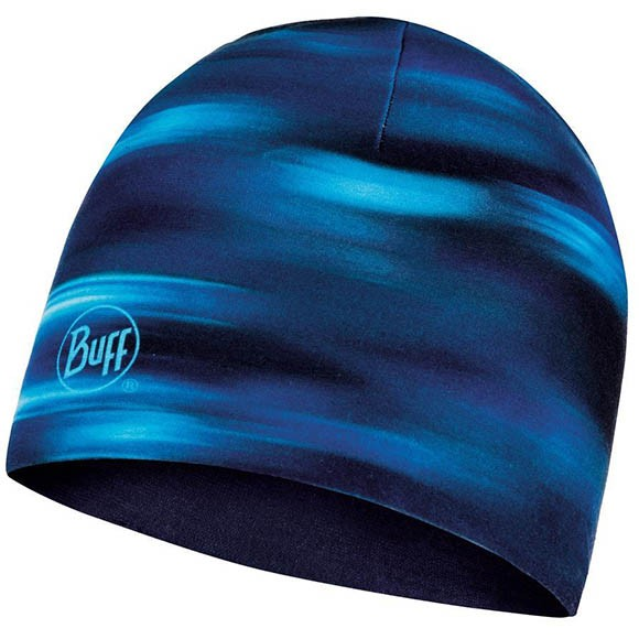 Шапка Buff Microfiber Reversible Hat Shading Blue 118184.707.10.00