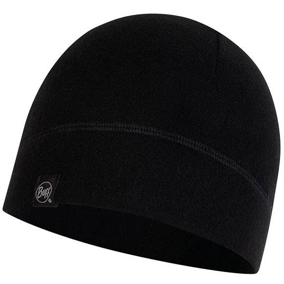 Шапка Buff Polar Hat Solid Black 121561.999.10.00
